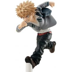 My Hero Academia figurine Pop Up Parade Katsuki Bakugo Good Smile Company