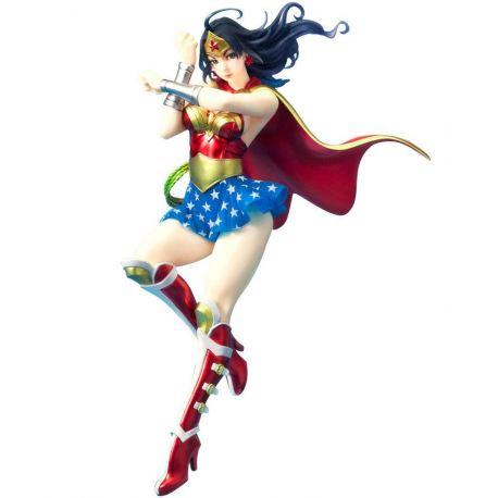 DC Comics Bishoujo statuette 1/7 Armored Wonder Woman 2nd Edition Kotobukiya