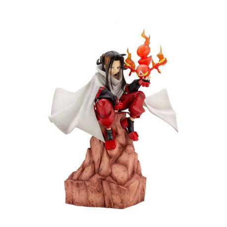 Shaman King statuette ARTFXJ 1/8 Hao Kotobukiya