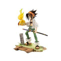 Shaman King statuette ARTFXJ 1/8 Yoh Asakura Kotobukiya