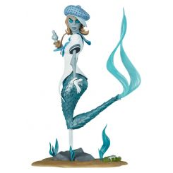 Unruly Designer Series statuette vinyle Canary Blu by nooligan Unruly Industries