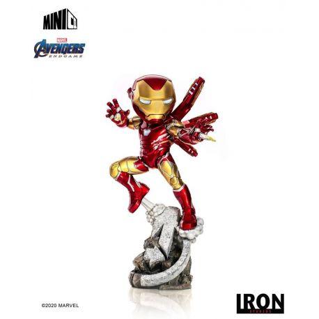 Avengers Endgame figurine Mini Co. Iron Man Iron Studios
