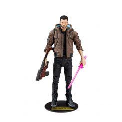 Cyberpunk 2077 figurine Male V McFarlane Toys