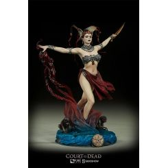 Court of the Dead Statuette Gethsemoni: The Queen's Conjuring Sideshow