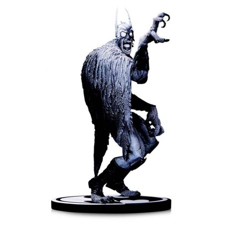 Batman Black & White statuette Batmonster by Greg Capullo DC Collectibles