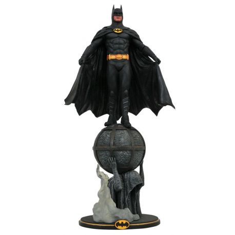 Batman 1989 DC Movie Gallery statuette Batman Diamond Select