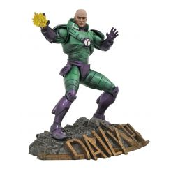 DC Comic Gallery statuette Lex Luthor Diamond Select