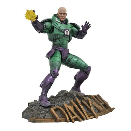 DC Comic Gallery statuette Lex Luthor Diamond Select