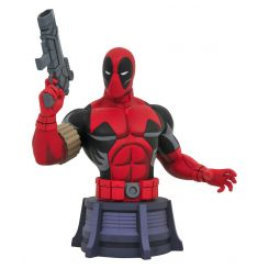 Marvel X-Men Animated Series buste Deadpool Diamond Select