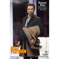 Pulp Fiction figurine My Favourite Movie 1/6 Vincent Vega 2.0 (Pony Tail) Star Ace Toys