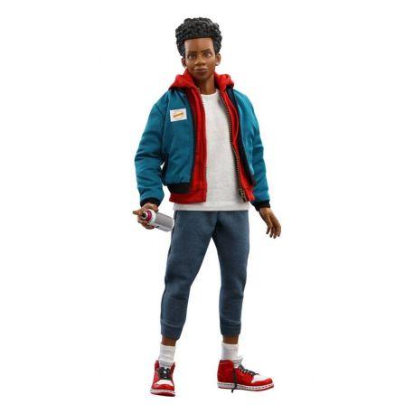 Spider-Man: New Generation figurine Movie Masterpiece 1/6 Miles Morales Hot Toys