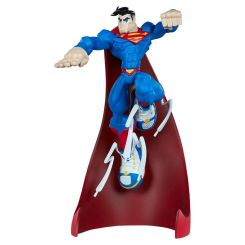 DC Comics Designer Series statuette vinyle Superman by Tracy Tubera Unruly Industries