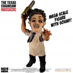 Massacre à la tronçonneuse figurine sonore Mega Scale Leatherface Mezco Toys