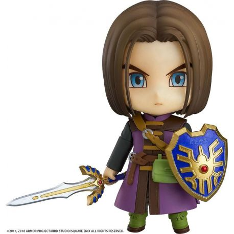 Dragon Quest XI Echoes of an Elusive Age figurine Nendoroid The Luminary Square Enix