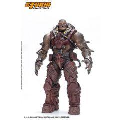 Gears of War figurine 1/12 Locust Disciple Storm Collectibles