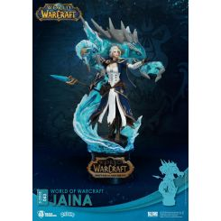 World Of Warcraft diorama D-Stage Jaina Beast Kingdom Toys