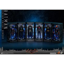 Batman Arkham Knight set dioramas Armory Hot Toys