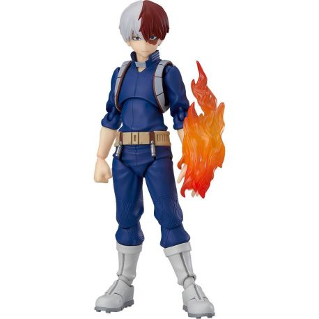 My Hero Academia figurine Figma Shoto Todoroki Takara Tomy