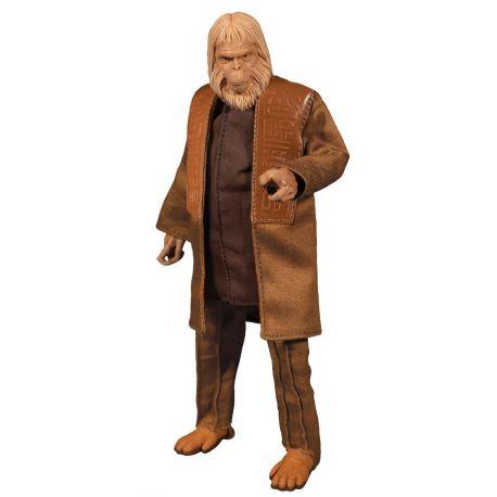 La Planète des Singes figurine 1/12 Dr. Zaius Mezco Toys