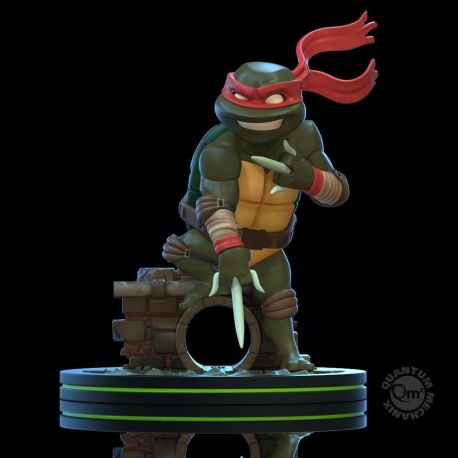 Tortues Ninja figurine Q-Fig Raphael Quantum Mechanix