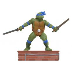 Tortues Ninja statuettes 1/8 Leonardo Pop Culture Shock