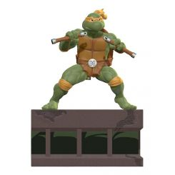 Tortues Ninja statuettes 1/8 Michelangelo Pop Culture Shock