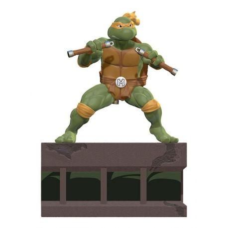Tortues Ninja statuettes 1/8 Michelangelo Pop Culture Shock