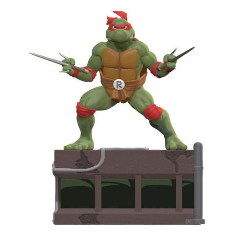 Tortues Ninja statuettes 1/8 Raphael Pop Culture Shock