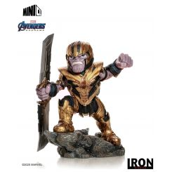 Avengers Endgame figurine Mini Co. Thanos Iron Studios