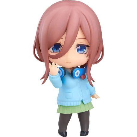 The Quintessential Quintuplets figurine Nendoroid Miku Nakano Good Smile Company