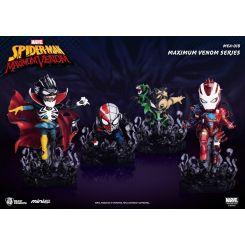 Marvel Maximum Venom Collection figurines Mini Egg Attack Bundle Set Beast Kingdom Toys
