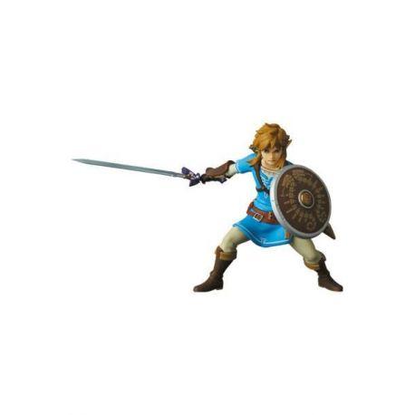 Legend Of Zelda mini figurine UDF Link Breath of the Wild Ver. Medicom