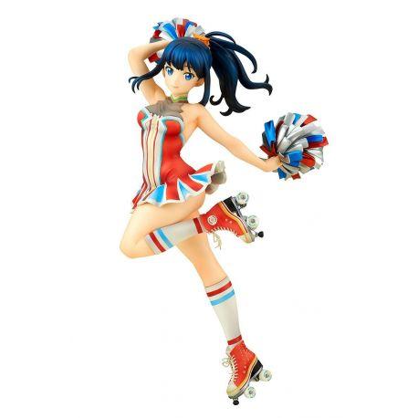 SSSS.Gridman statuette 1/7 Rikka Takarada Cheer Girl Ver. Ques Q