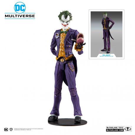 Batman Arkham Asylum figurine Joker McFarlane Toys