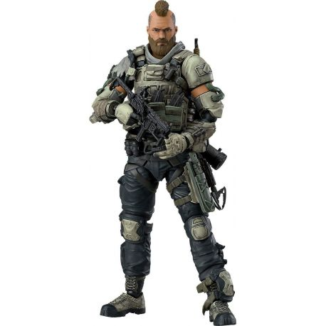 Call of Duty Black Ops 4 figurine Figma Ruin Max Factory
