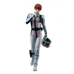 Mobile Suit Gundam: Char's Counterattack statuette Amuro Ray Megahouse