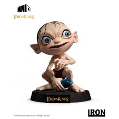 Le Seigneur des Anneaux figurine Mini Co. Gollum Iron Studios