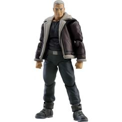 Ghost in the Shell Stand Alone Complex figurine Figma Batou S.A.C. Ver. Max Factory