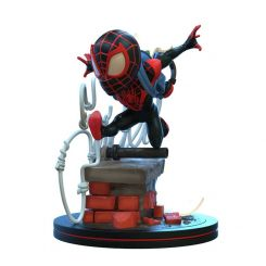 Marvel figurine Q-Fig Elite Spider-Man: Miles Morales Quantum Mechanix