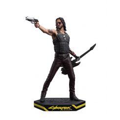 Cyberpunk 2077 statuette Johnny Silverhand Dark Horse