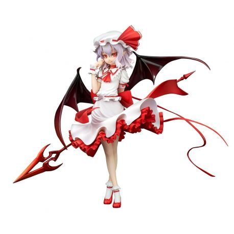 Touhou Project figurine 1/8 Remilia Scarlet Eternally Young Scarlet Moon Ver. Ques Q