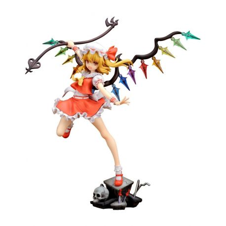 Touhou Project figurine 1/8 Sister of the Devil Flandre Scarlet Ques Q