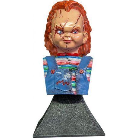 La Fiancée de Chucky buste mini Chucky Trick Or Treat Studios