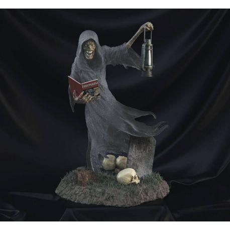 Creepshow statuette 1/10 The Creep Incendium