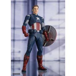 Avengers Endgame figurine S.H. Figuarts Captain America Cap VS. Cap Edition Bandai Tamashii Nations