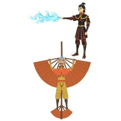 Avatar le dernier maître de l´air Select série 2 assortiment figurines Diamond Select
