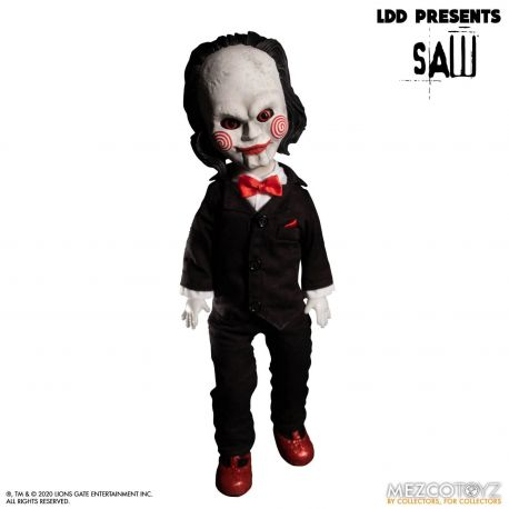 Saw Living Dead Dolls poupée Billy Mezco Toys