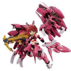 Alice Gear Aegis figurine Desktop Army Rin Himukai Megahouse