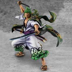 One Piece figurine Warriors Alliance P.O.P SOC 1/8 ZoroJuro Megahouse