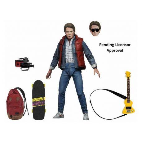 Retour vers le futur figurine Ultimate Marty McFly Neca